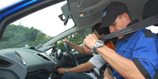 Pentingnya Safety Belt