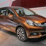 Test Drive Honda Mobilio Tipe E CVT