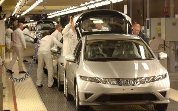 penjualan mobil Honda