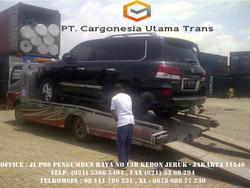 jasa pengiriman mobil Jakarta