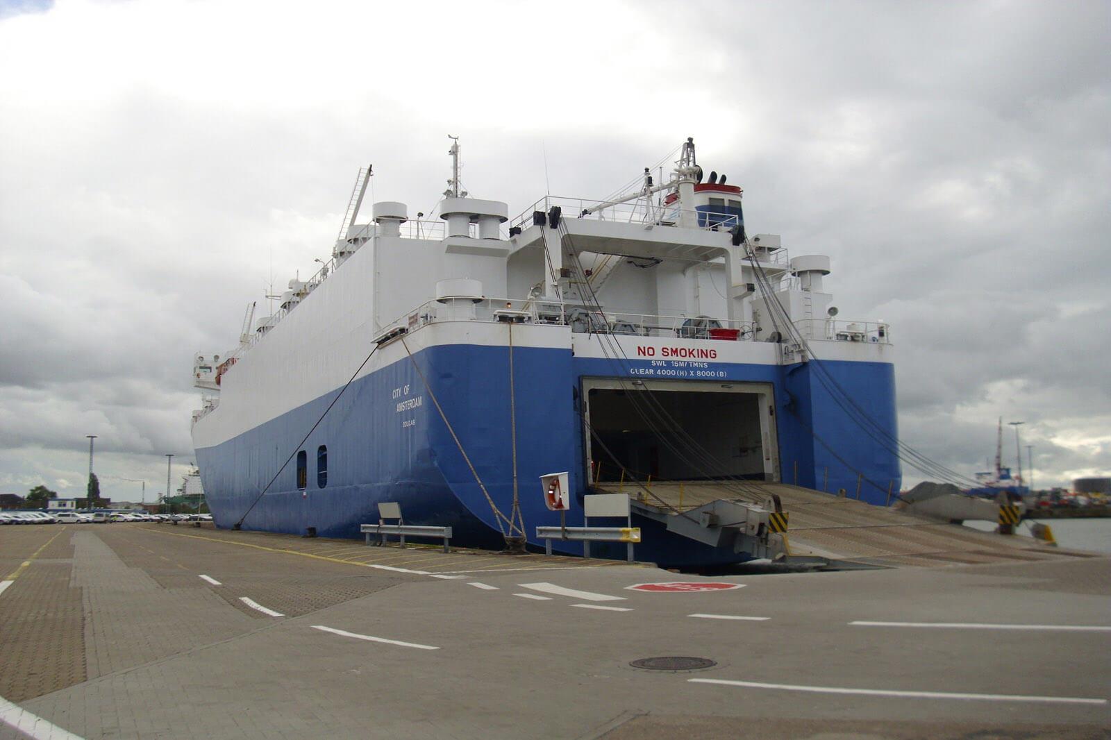roro kapal